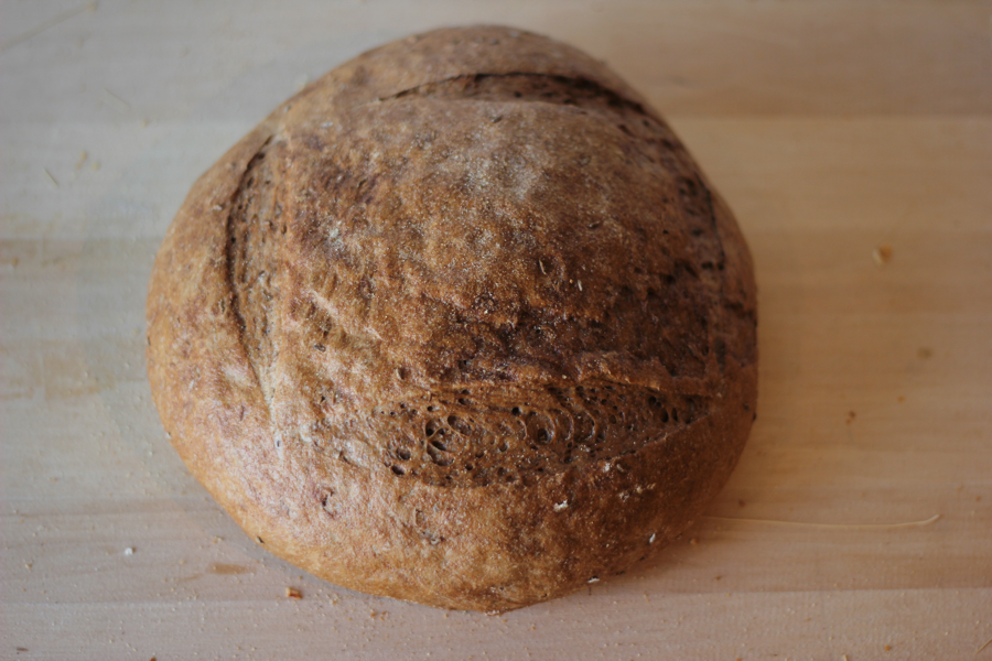 Might I suggest a loaf of rye to go with that soup?
