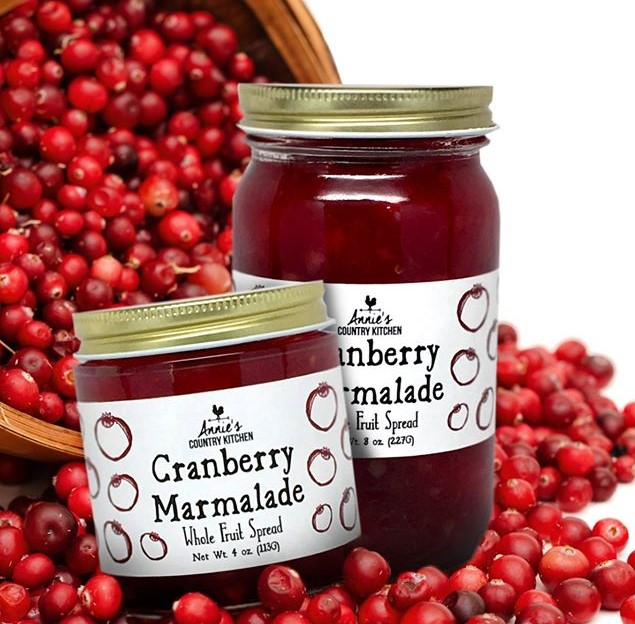 Makes a great marinade, glaze, or toast topper... marvelous marmalade!