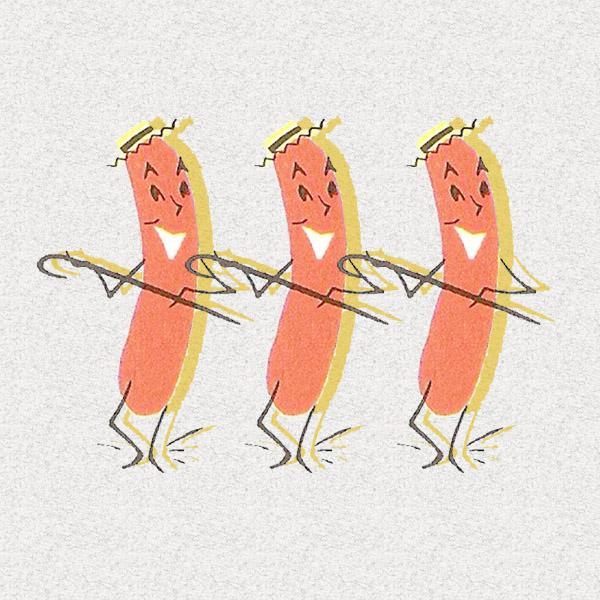Bring Home The Bacon... Sausage, Chorizo, Brats, Hot Dogs, Ham Steaks, & Pork!!!
