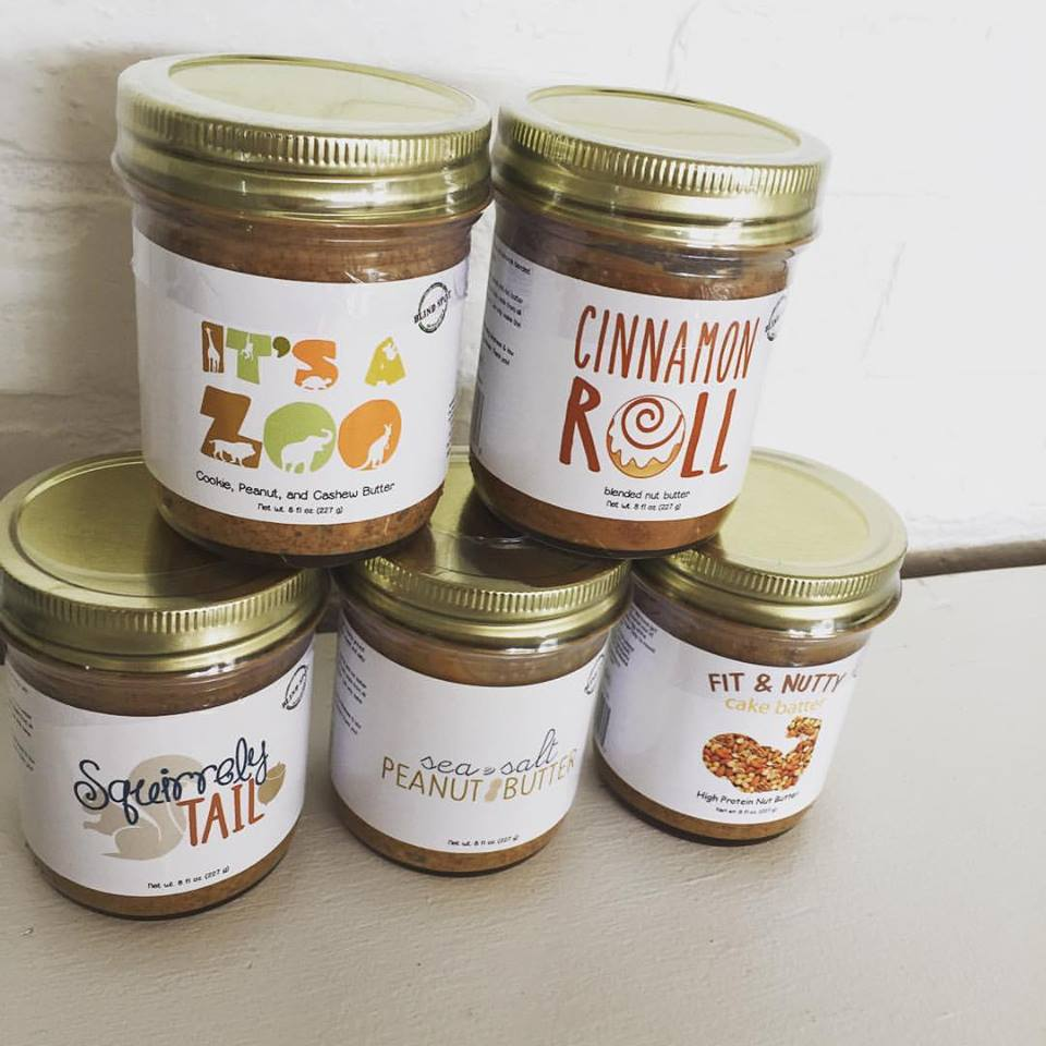 We are just NUTS about these nut butters :)