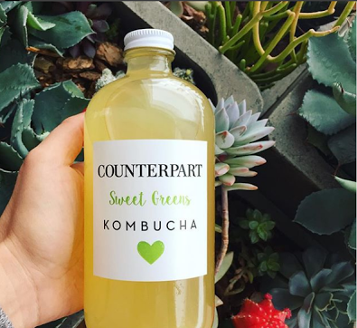 Countepart Kombucha gets a makeover!